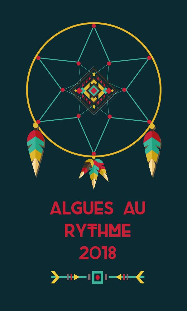 Algues au Rythme - Festival Art de la rue et musique 2018 visuel piège à rêve